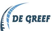 Logo De Greef Spoorkranen