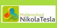 Logo Middenschool Nikola Tesla
