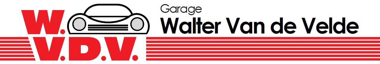 Logo Garage Walter Van de Velde