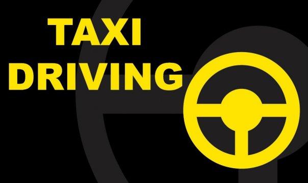 Logo Taxi Driving