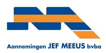 Logo Aannemingen Jef Meeus