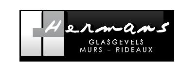 Logo Hermans Glasgevels