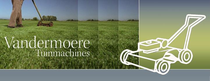 Logo Vandermoere Tuinmachines