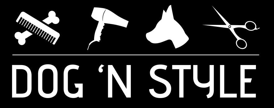 Logo Dog 'n Style Hondentrimsalon