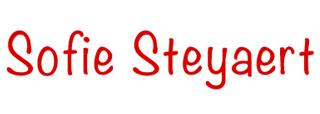 Logo Sofie Steyaert
