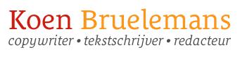 Logo Koen Bruelemans