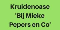 Logo Kruidenoase 'Bij Mieke Pepers en CO'