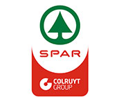 Logo Spar Colruyt Group