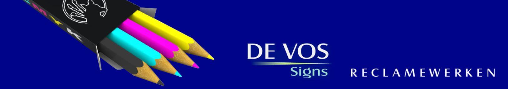 Logo De Vos Signs