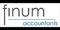 Logo Finum Accountants bvba