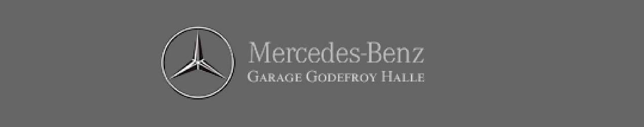 Logo Godefroy Mercedes-Benz