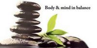 Logo Body & mind in balance