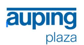 Logo Auping Plaza Leuven