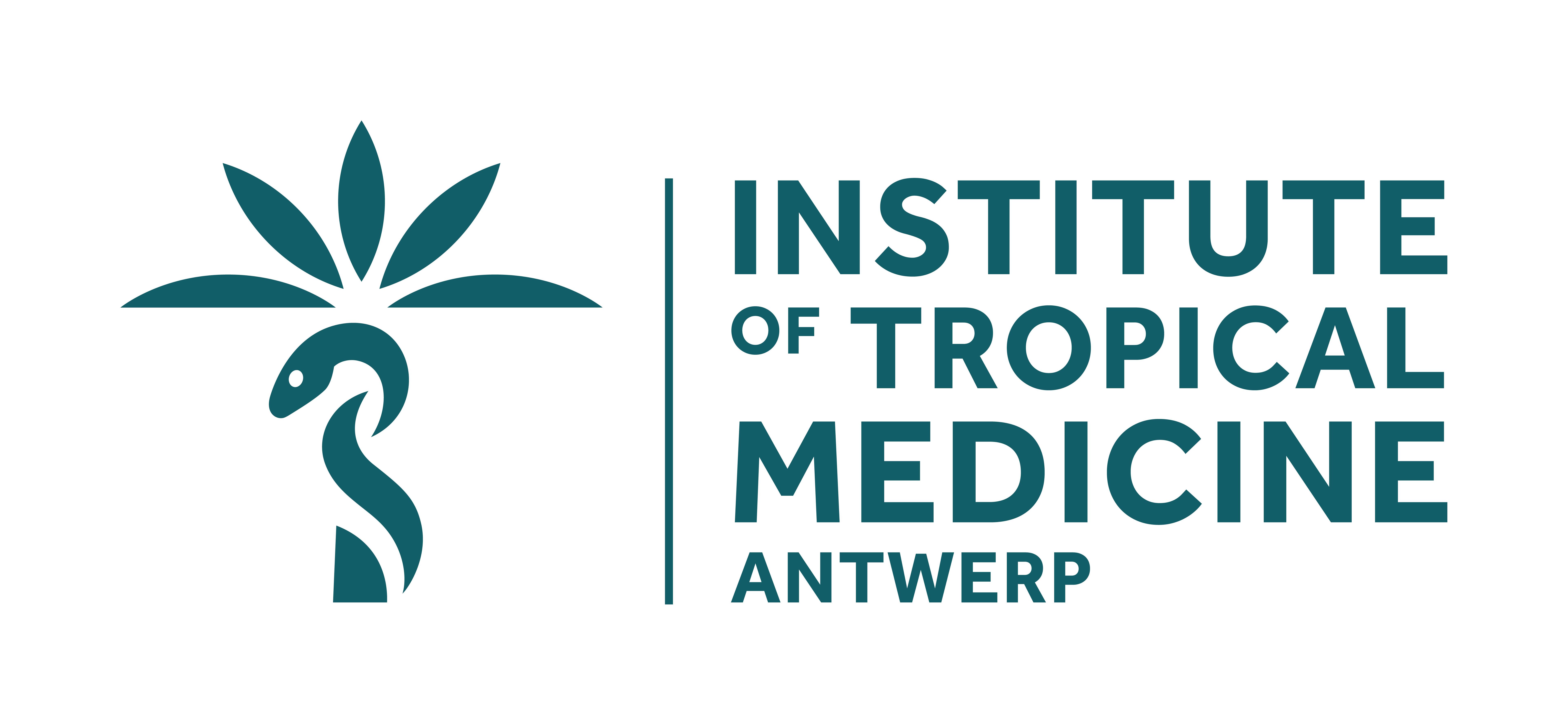 Logo Instituut voor Tropische Geneeskunde