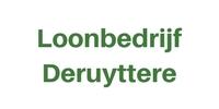 Logo Loonbedrijf Deruyttere Grondbewerkingen