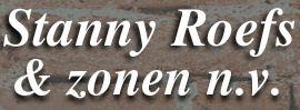 Logo Roefs Stanny en Zonen