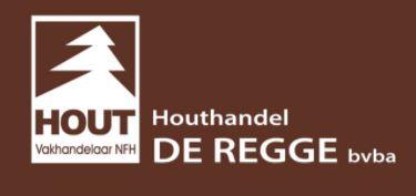 Logo Houthandel De Regge