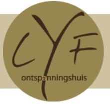 Logo Ontspanningshuis Lyf Lichtervelde Vakantieboerderijen & gastenkamers