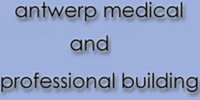 Logo Medical and Professional Building