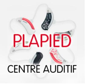 Logo Centre Auditif Plapied