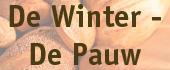 Logo DE WINTER BAKKERIJ