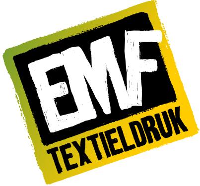 Logo EMF Textieldruk