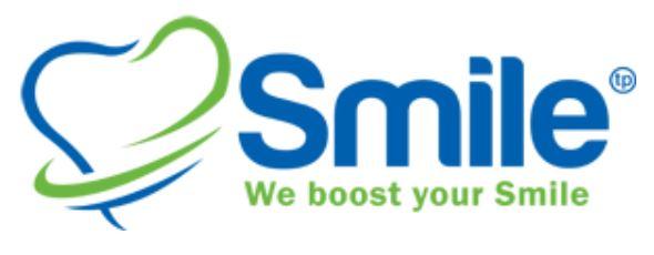 logo tp smile