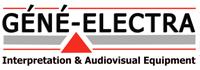 Logo Géné-Electra Brussel Geluidsinstallaties - Verhuur