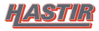Hastir logo