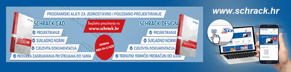 SCHRACK TECHNIK d.o.o. SJEDIŠTE ZAGREB