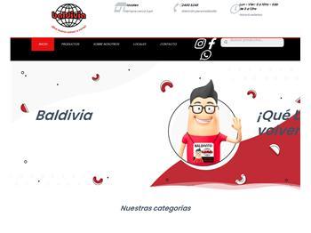 d8f9892d1 Baldivia, PASO DE LA ARENA - Tel.: 2315 2... >> Plásticos ...