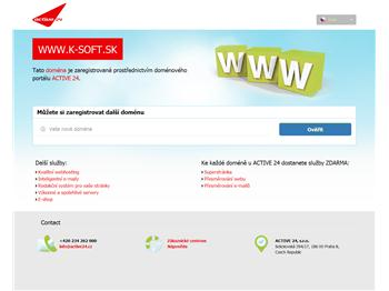 Náhľad webu