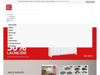 49b90bdf6efc9 BLACK RED WHITE Levice, Levice >> Nábytok | Zlaté stránky