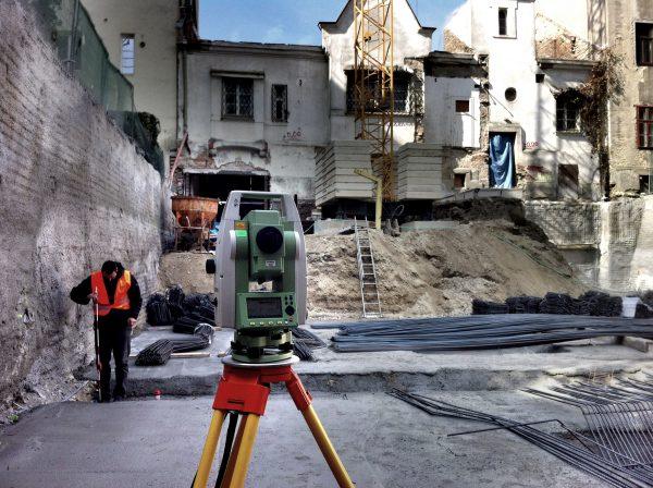 Dôležité geodetické práce pre rozvoj krajiny